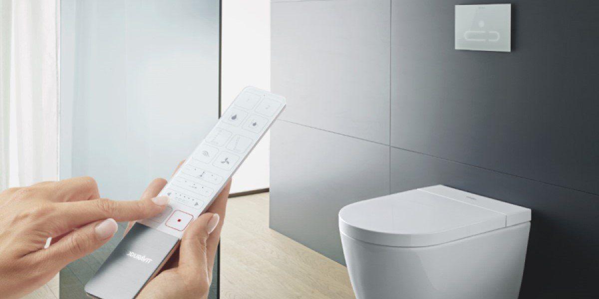 SensoWash® Starck, An Iconic Design For Maximum Shower-Toilet Comfort
