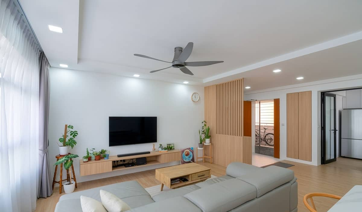 Minimalist Interior Design - Homes in Singapore That Inspire Peace and Calm