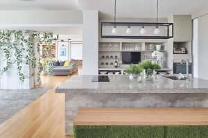 What better way to get inspired than by taking a look inside an interior designer's and renovation product's showroom?