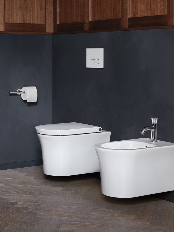 White Tulip: A Delicate and Sophisticated Complete Bathroom Range Collection