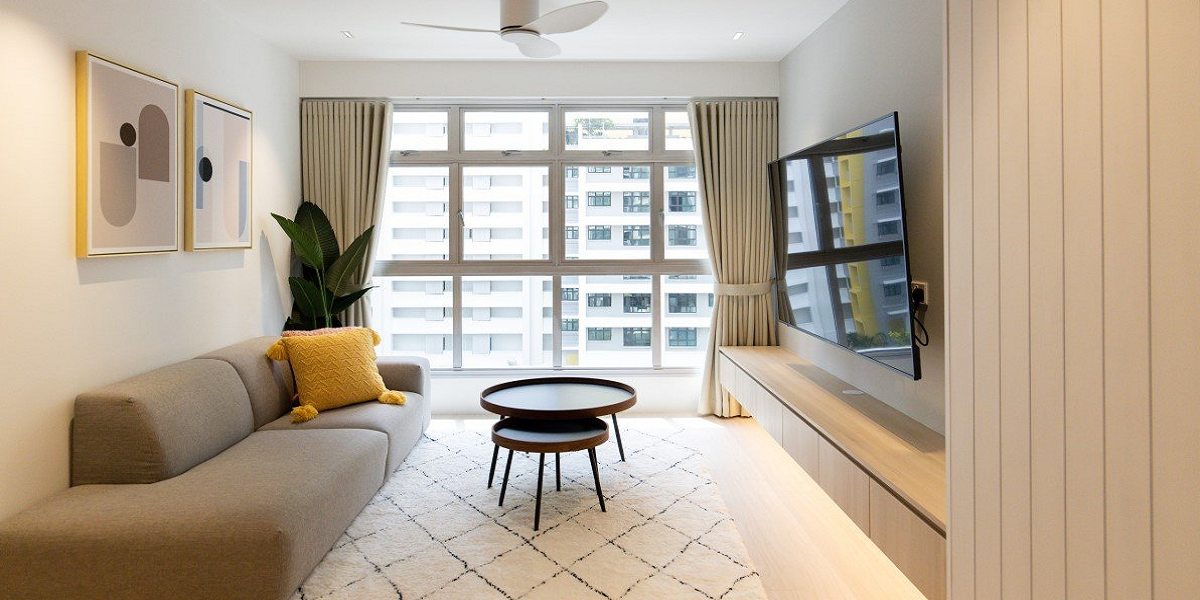 5 Effective Tips Guaranteed To Make Your Small Living Space Look Larger