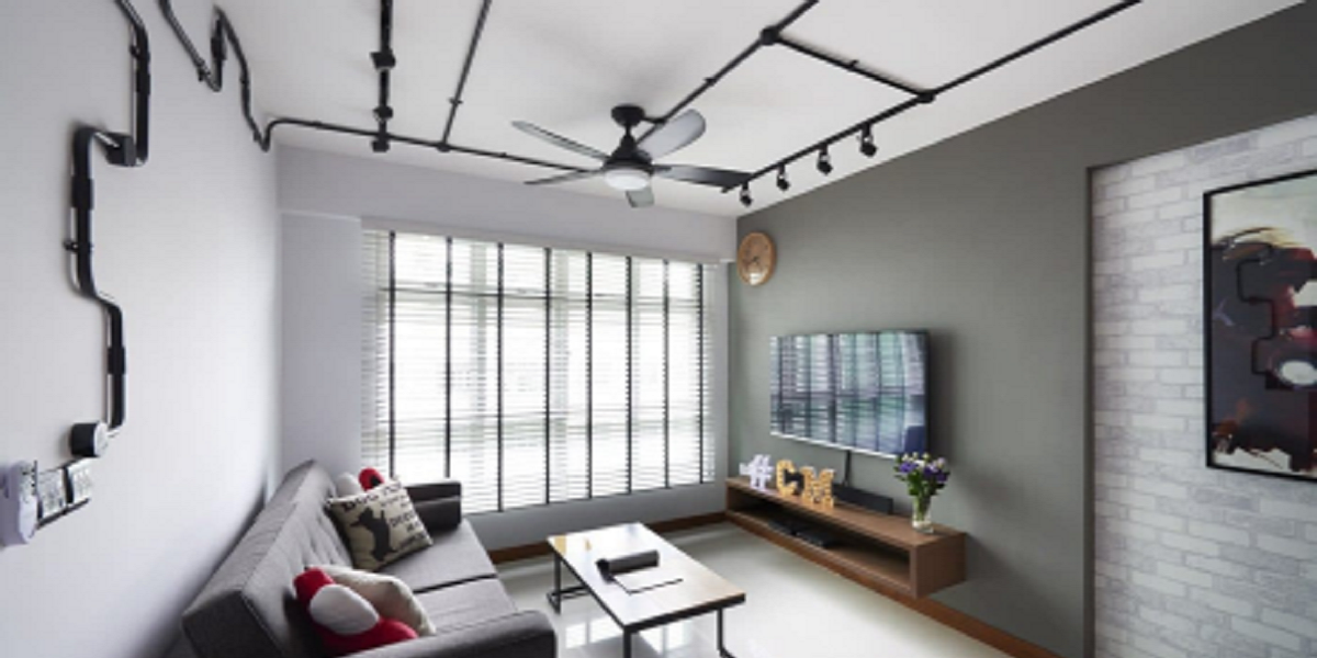 Create Industrial Vibe In Your Home With These 5 Renovation Ideas