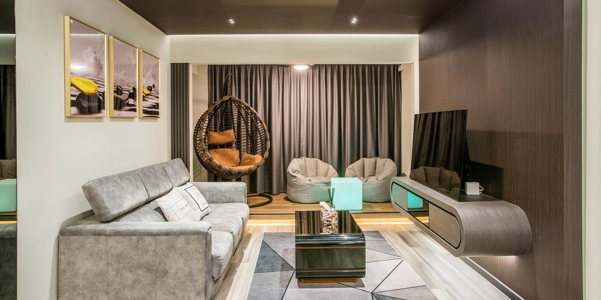 Top 5 Unexpected, Easy, and Extremely Chic Living Room Renovation Ideas For Your HDB!